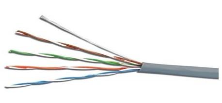 Внешний вид кабеля витая пара