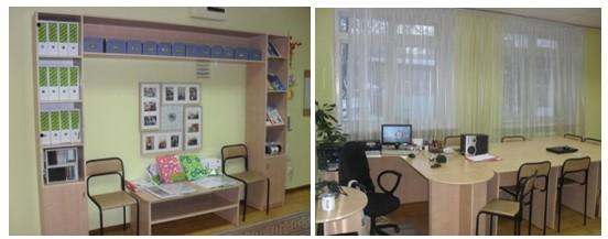 Методический кабинет КГКП ясли-сад № 31 «Балапан» города Сатпаев