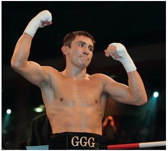 Геннадий Головкин - наш знаменитый боксер-профессионал
