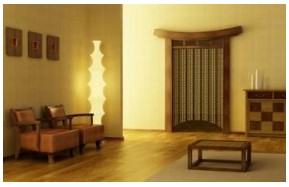 Рисунок 3 - Комната для отдыха в китайском стиле